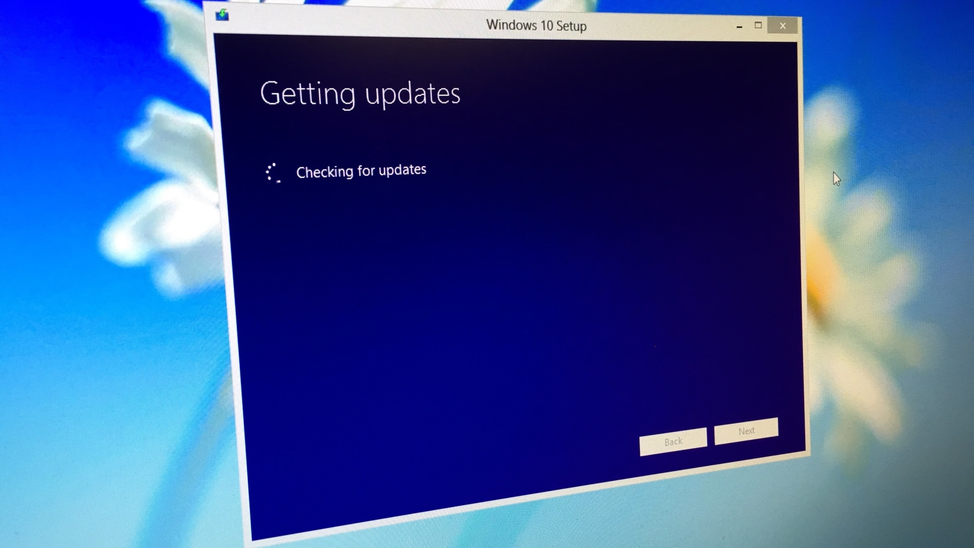 windows 10 setup instalação