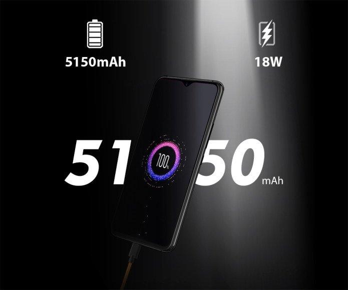 bateria umidigi s3 pro