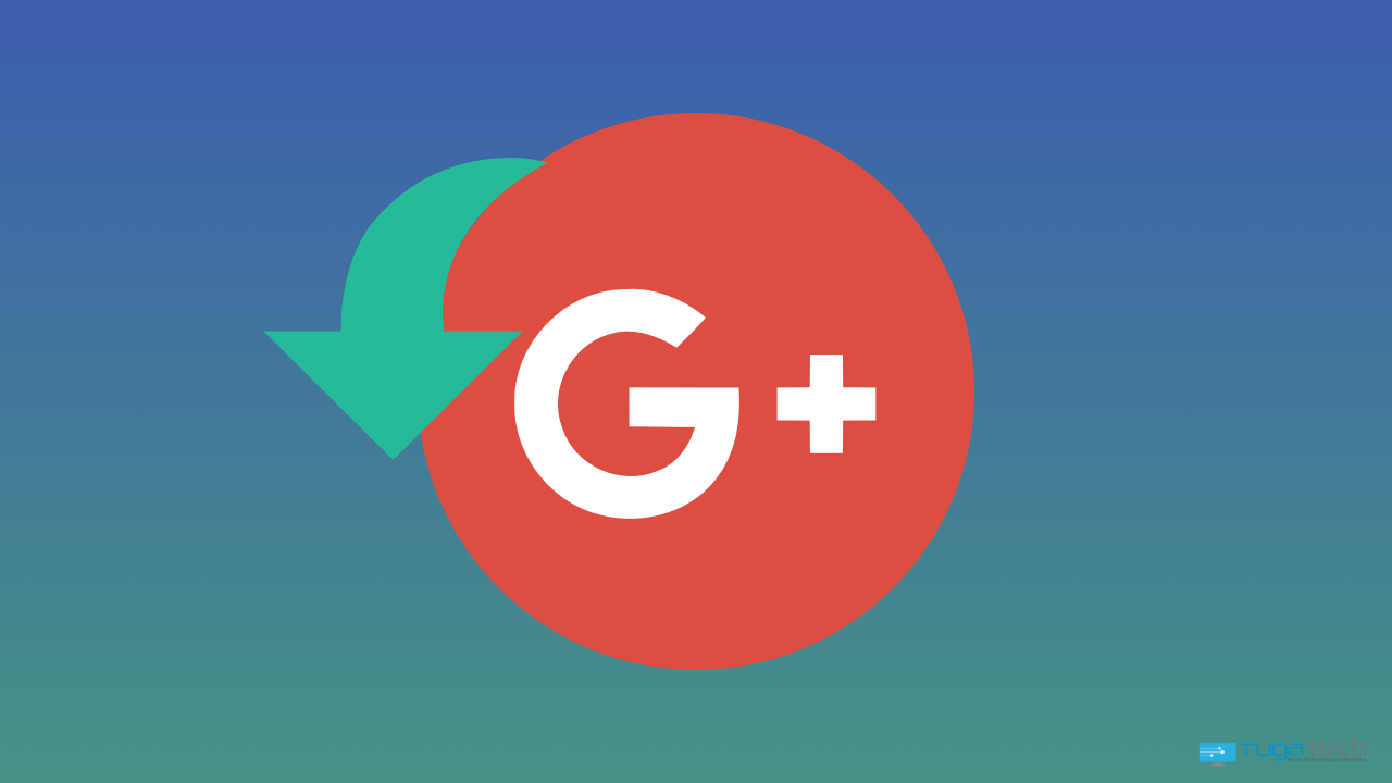 google plus download dados