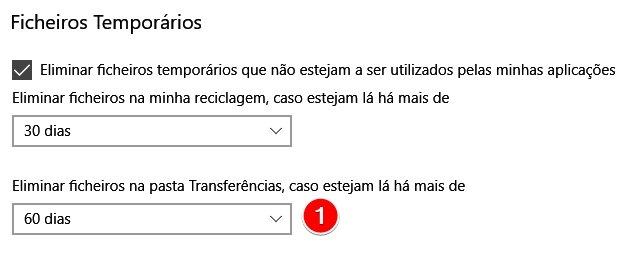 eliminar pasta transferencias