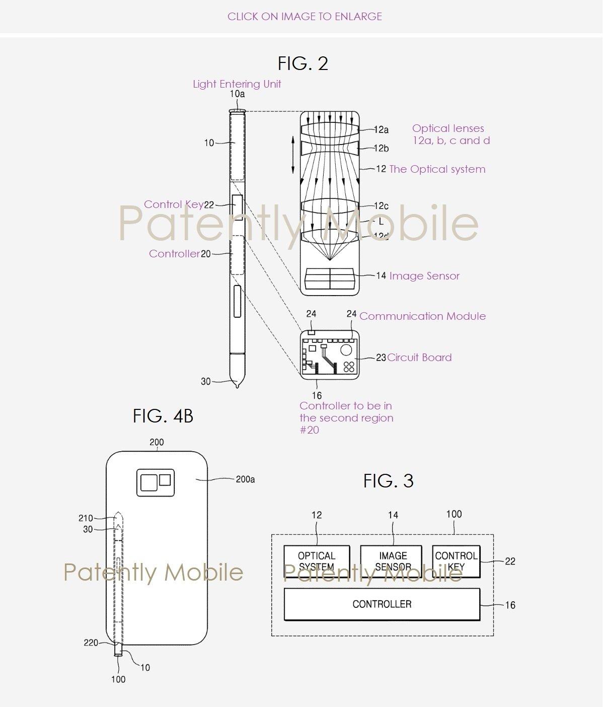 imagem patente samsung