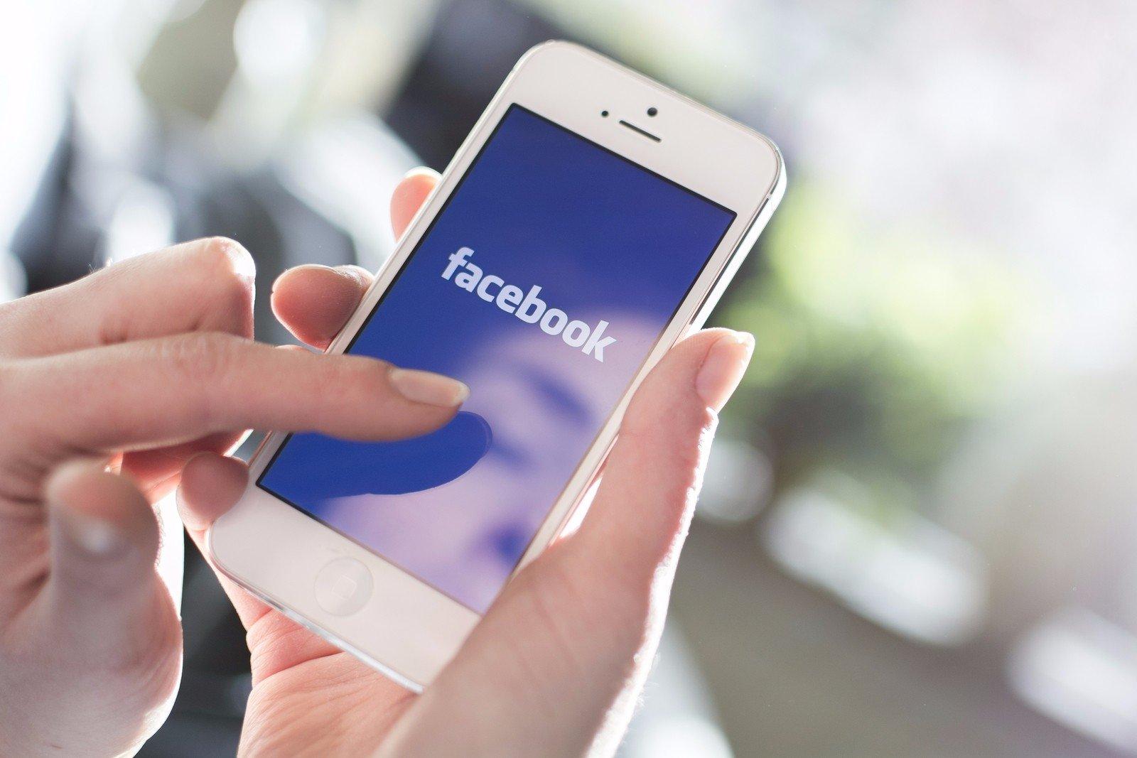 facebook app movel