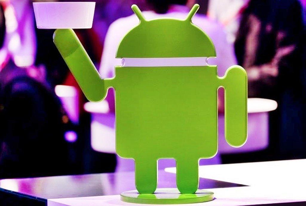 android boneco logo