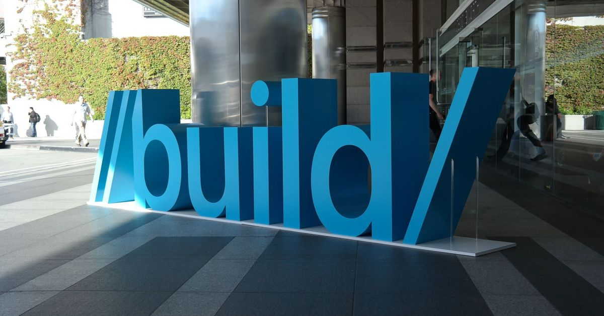 build microsoft