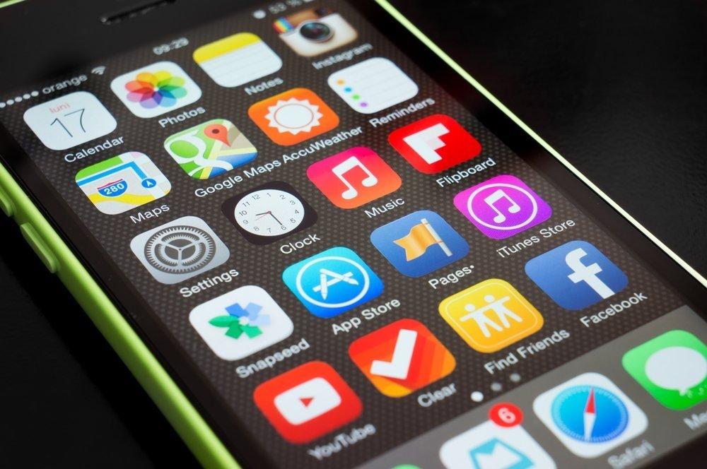 aplicações dispositivos móveis