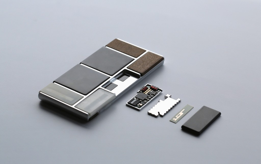 smartphone modular google