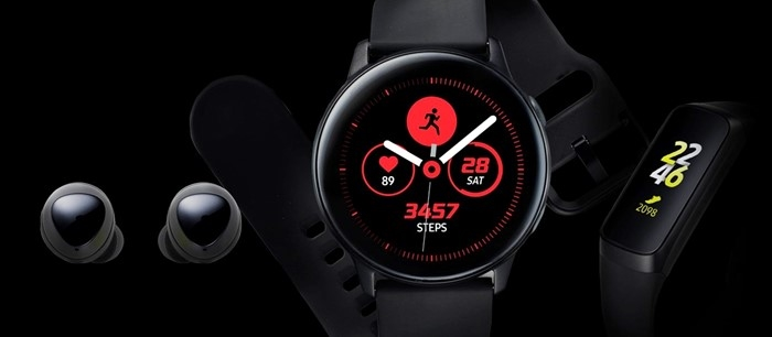 novos dispositivos samsung galaxy fit