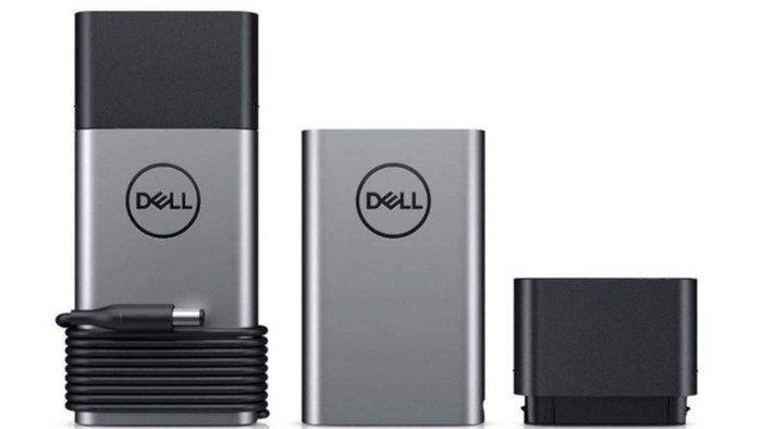 Dell carregador hibrido