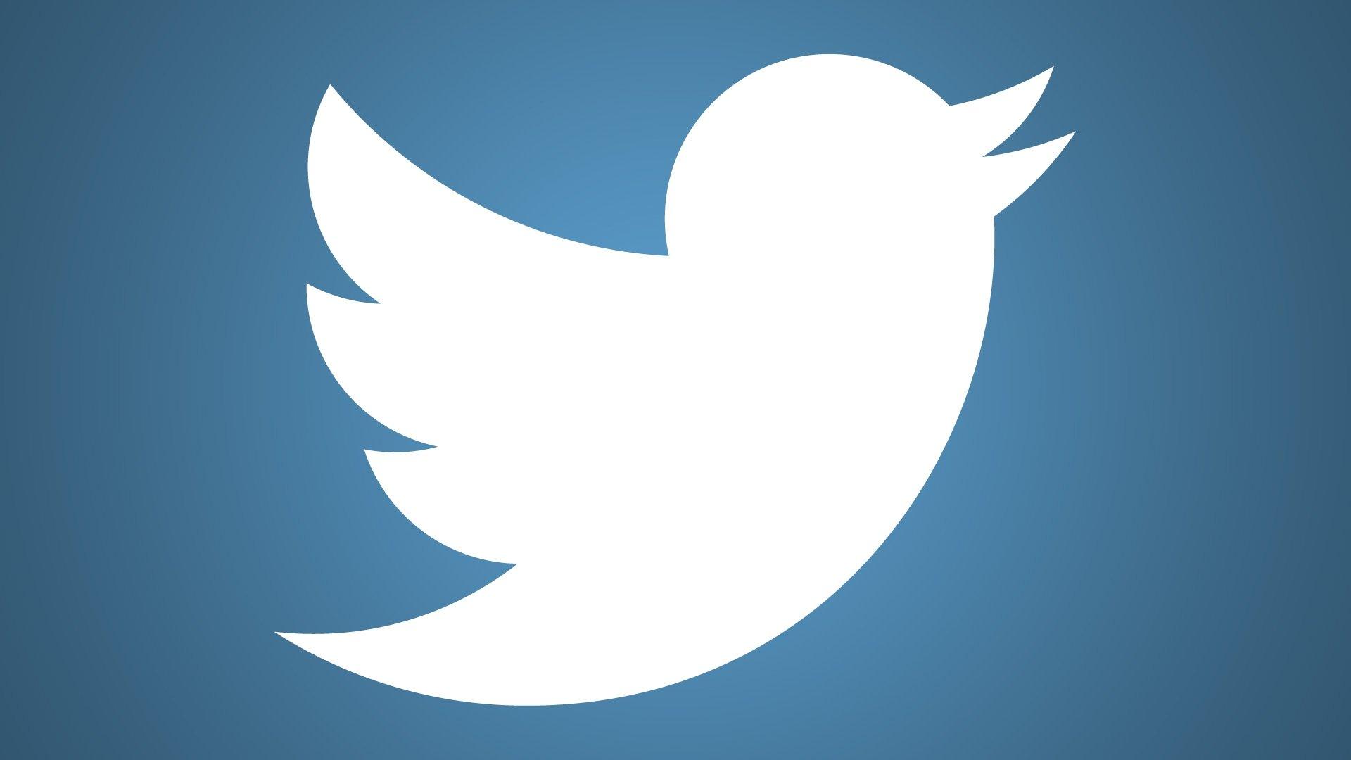 twitter logo passaro azul
