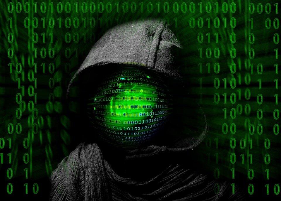 hacker verde internet