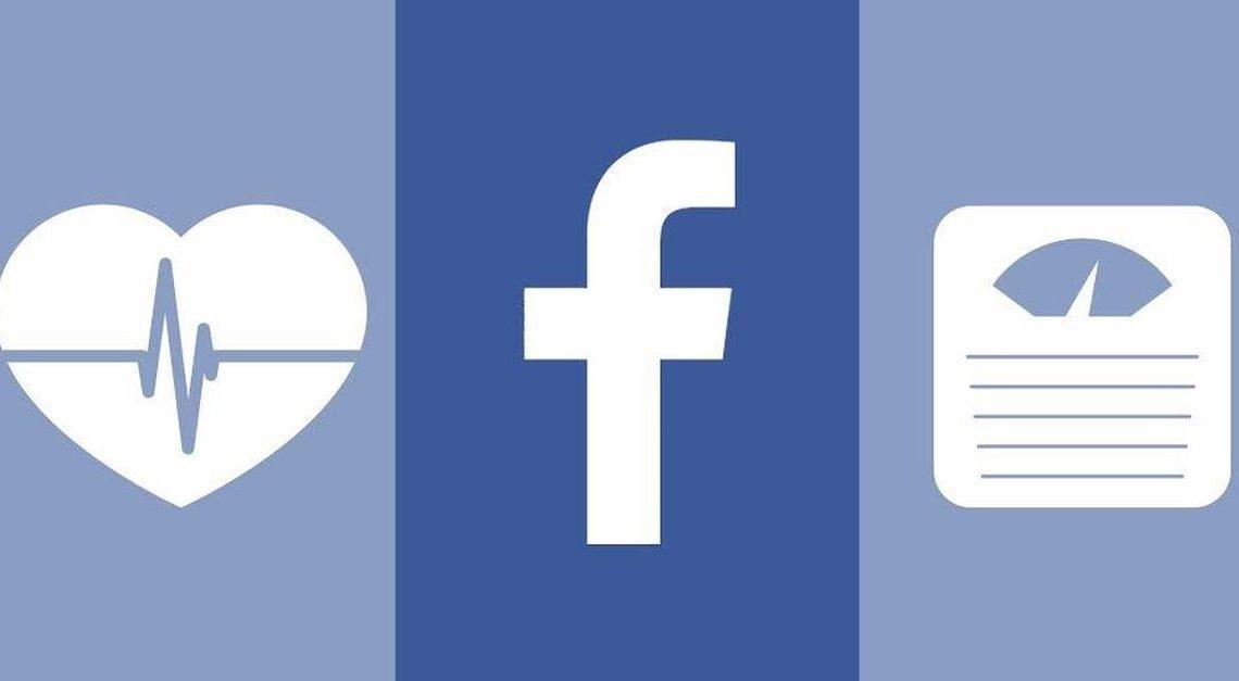 facebook saúde