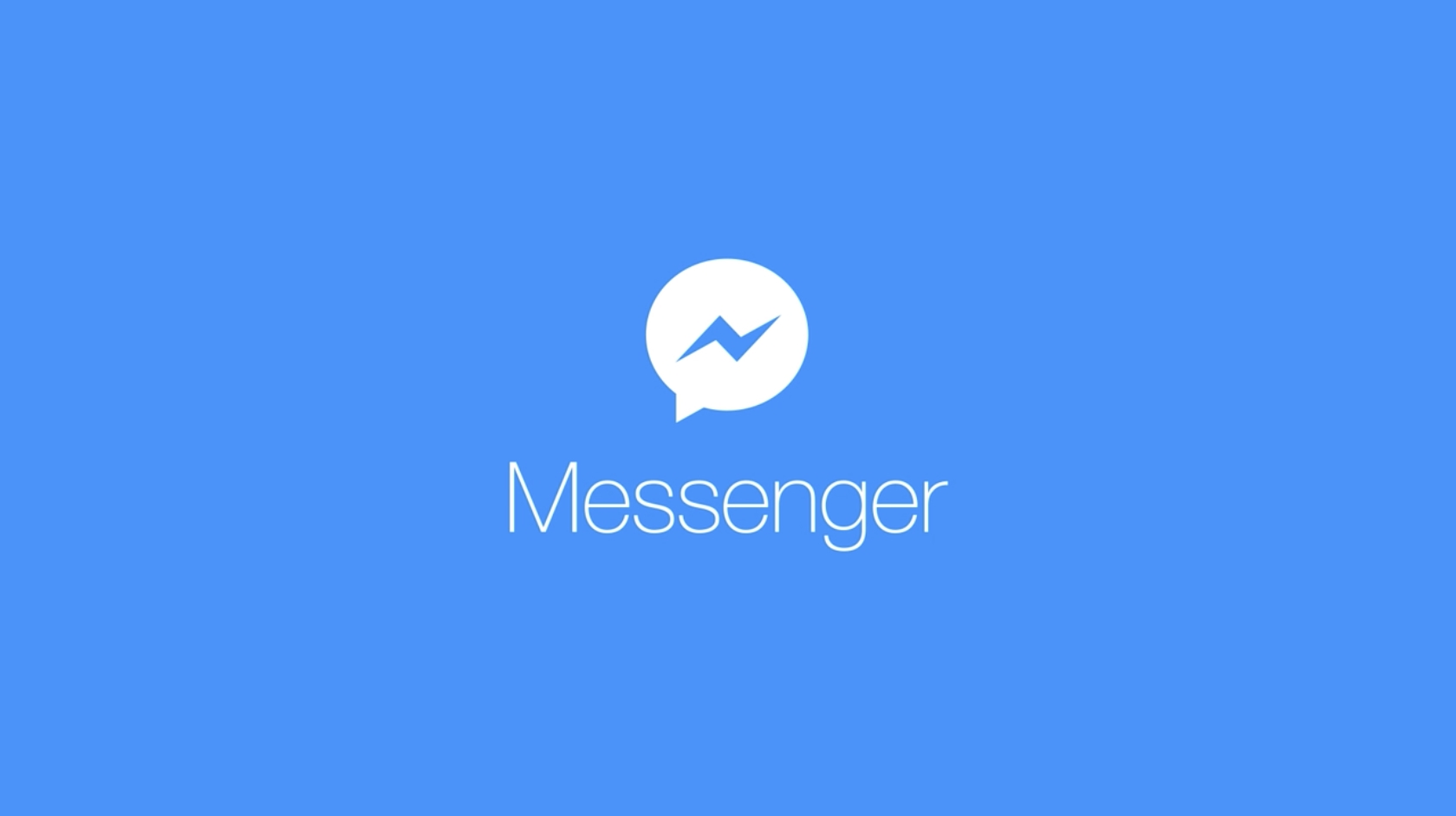 messenger do Facebook