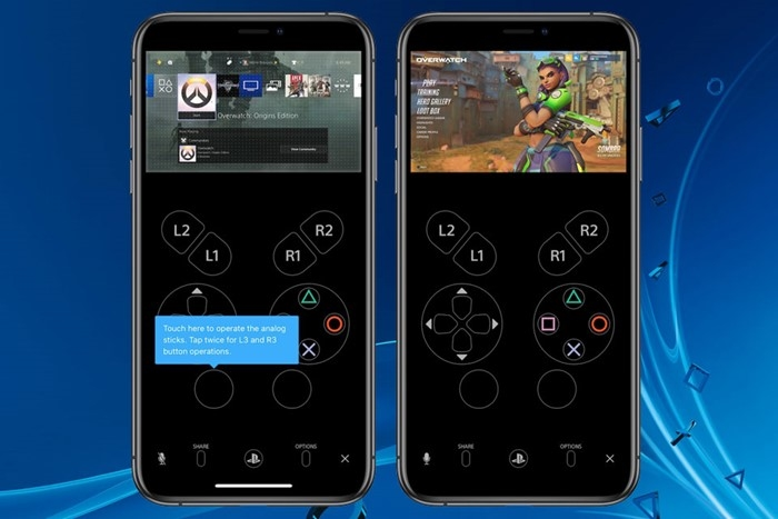 remote play ps4 no iPhone