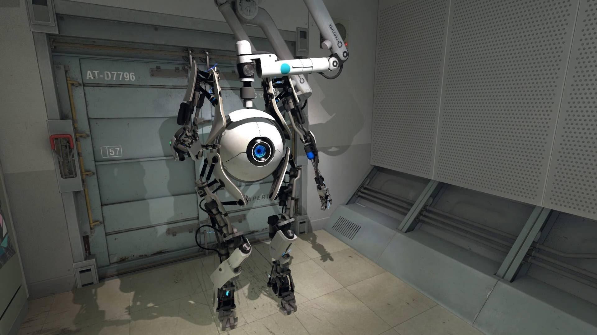 Valve sobre jogo portal em Realidade virtual