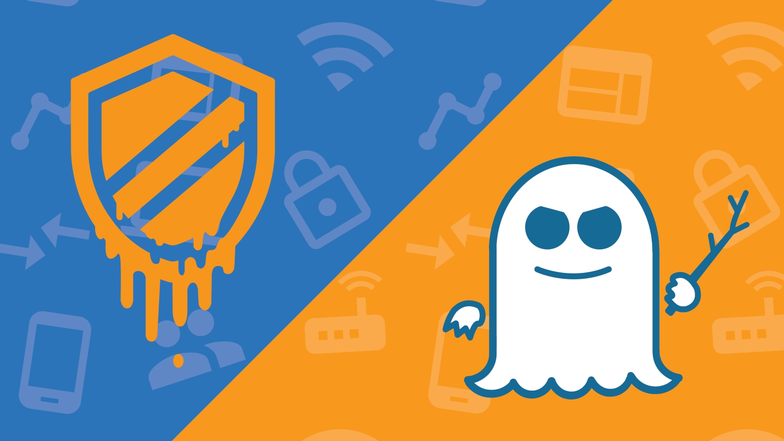 spectre e meltdown da Intel