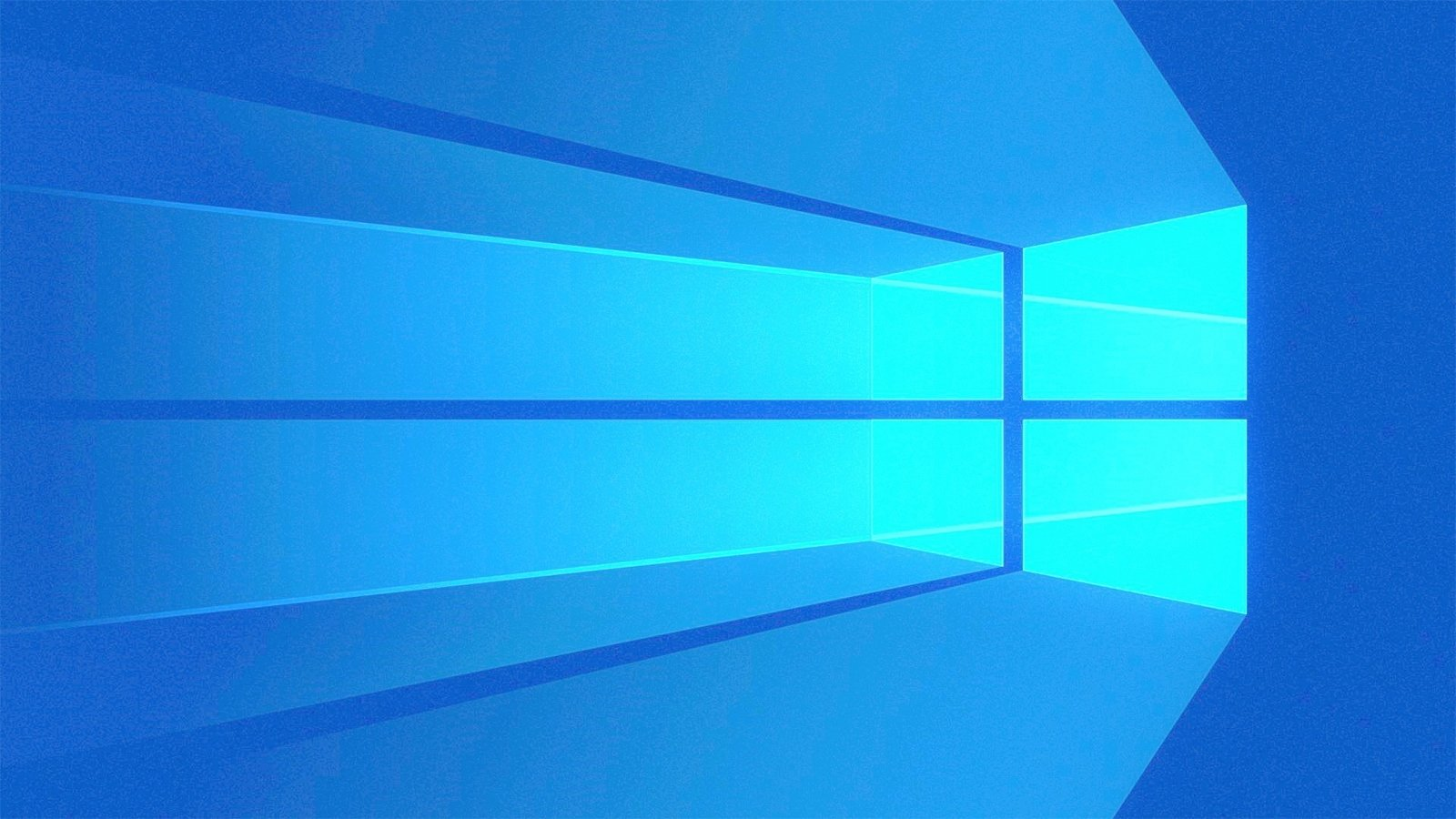 wallpaper do windows 10 azul claro