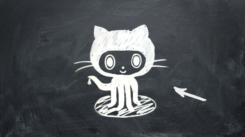 logotipo do github