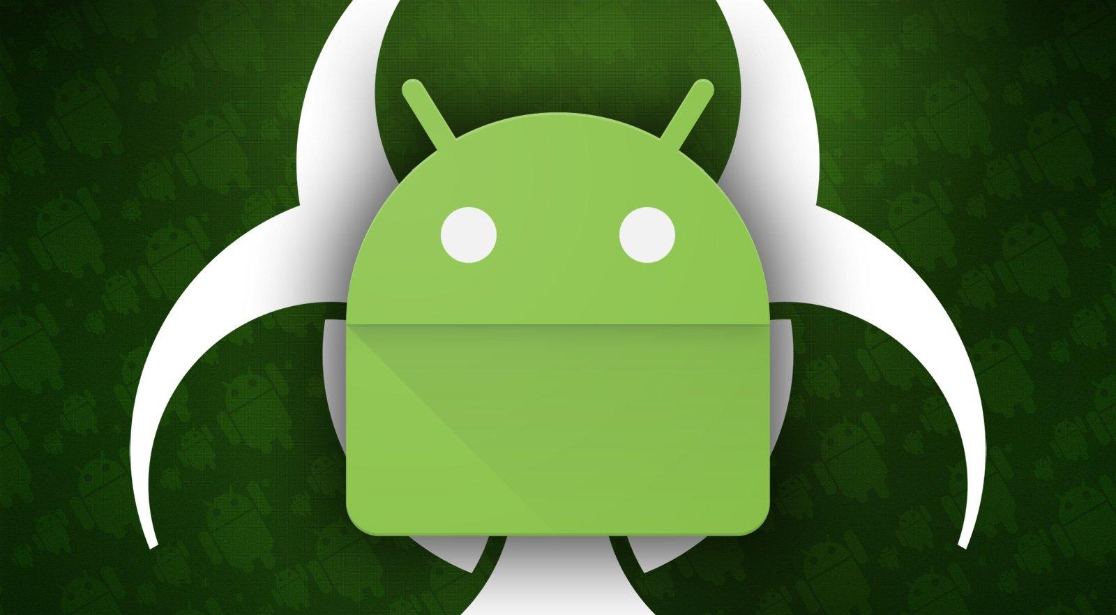 android sobre o risco de vírus e malware na play store da Google