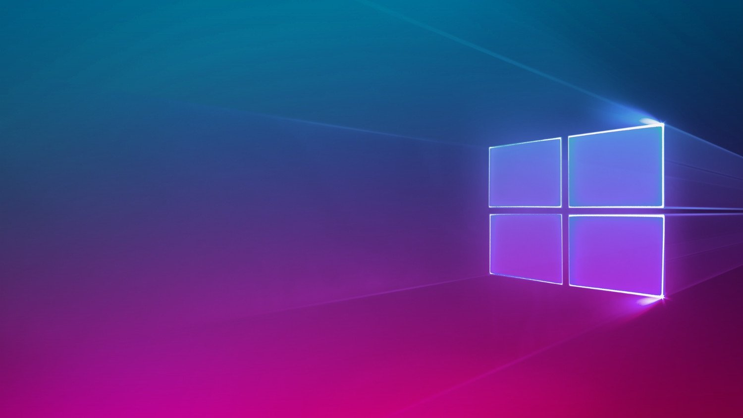 wallpaper rosa do Windows 10