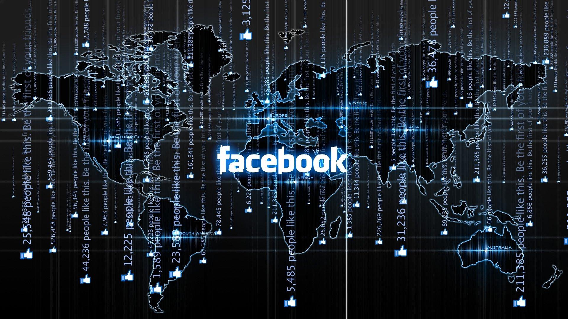 logo do facebook sobre partilha de dados