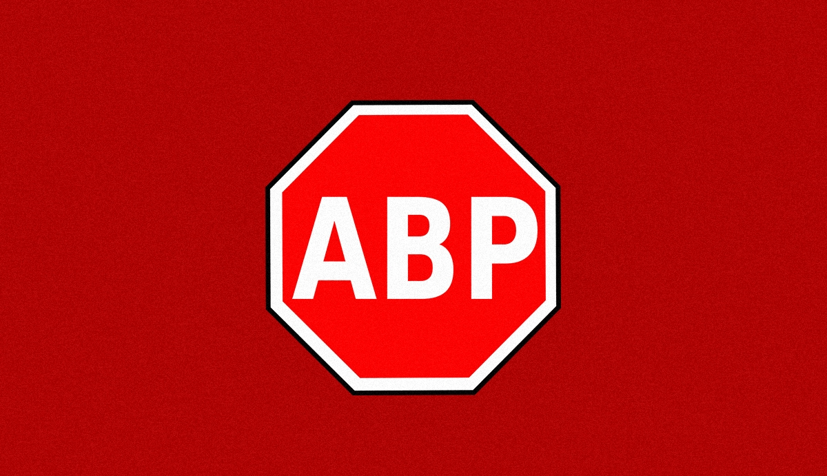 logo do adblock plus