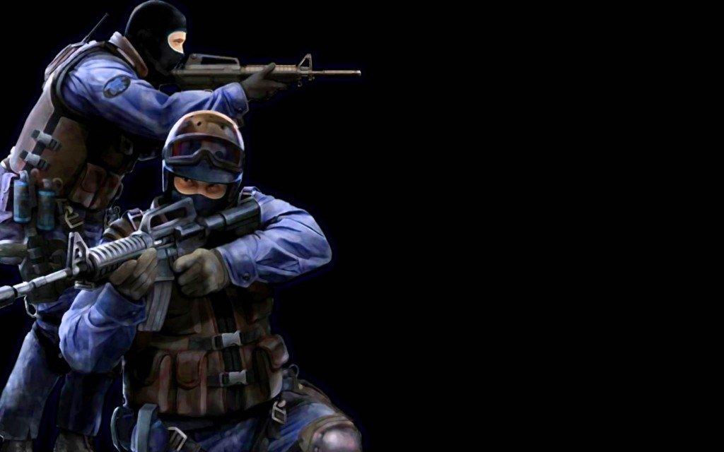 Counter-Strike da Valve antigo