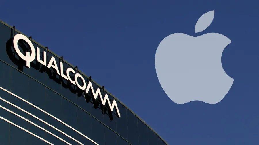 Apple e qualcomm em guerra nos tribunais