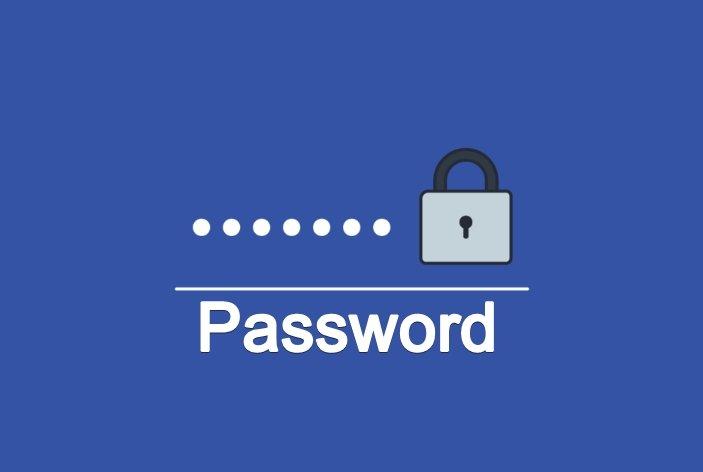 Password no Facebook