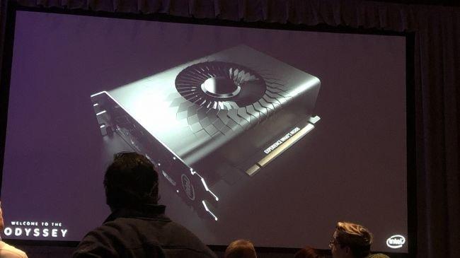 Gráfica dedicada da Intel