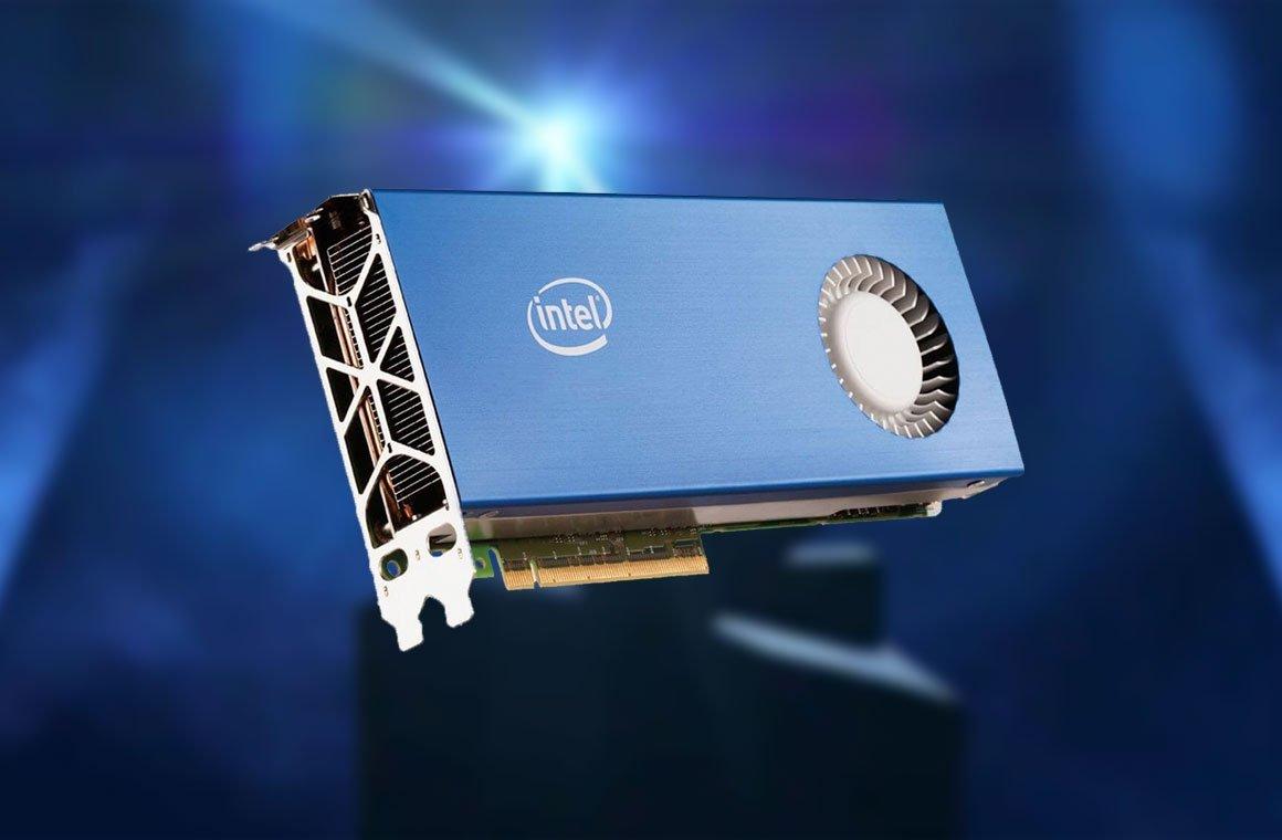 placa gráfica da Intel