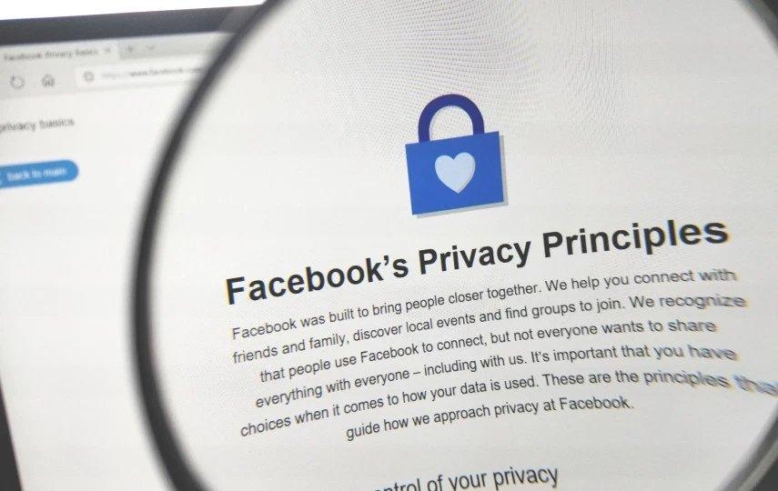 Facebook e privacidade online