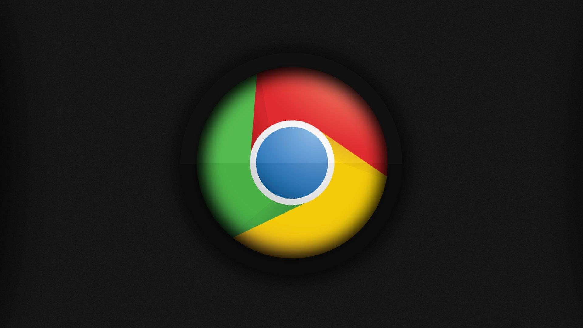 Google Chrome escuro