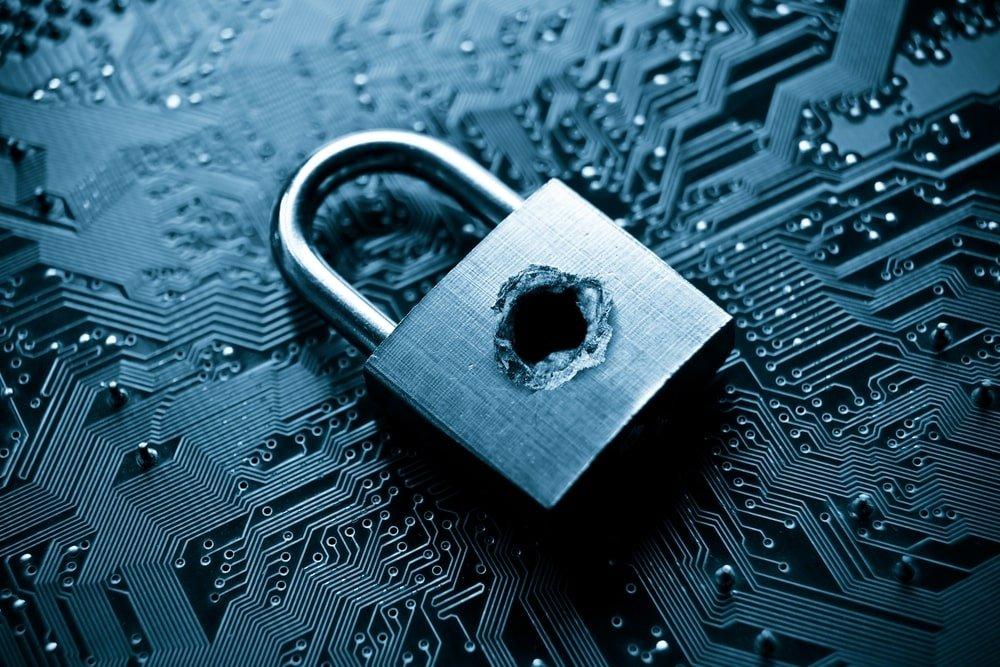 Falha de segurança em software