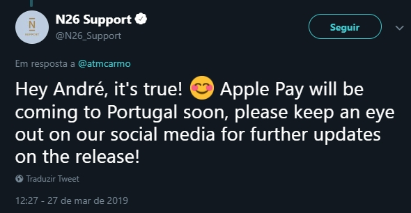 apple pay em portugal