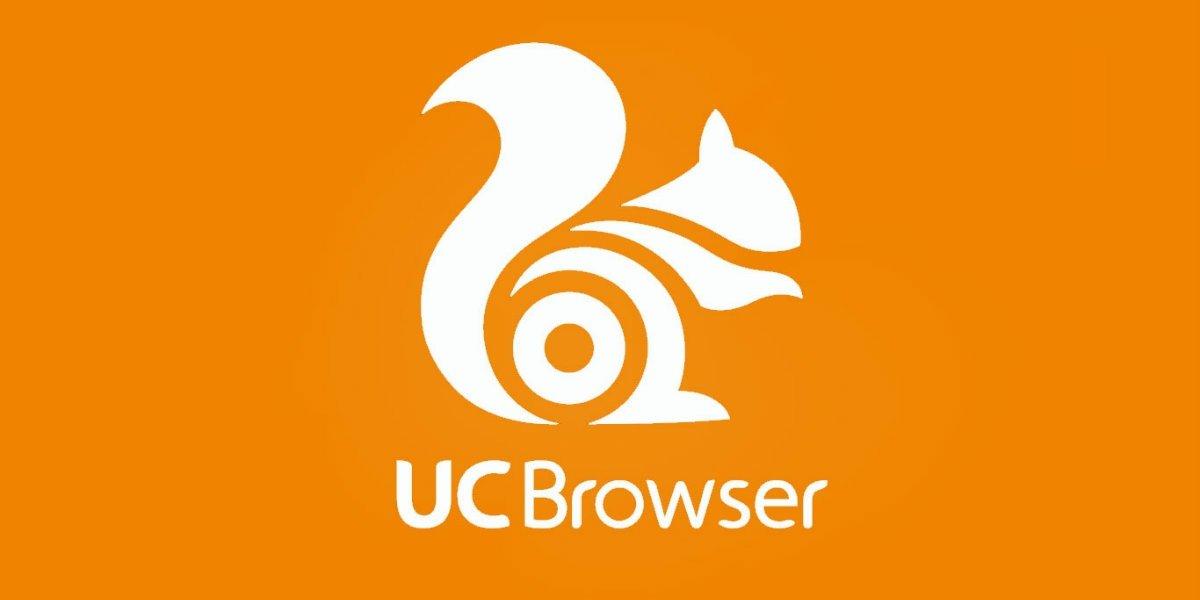 UC Browser logo da aplicação