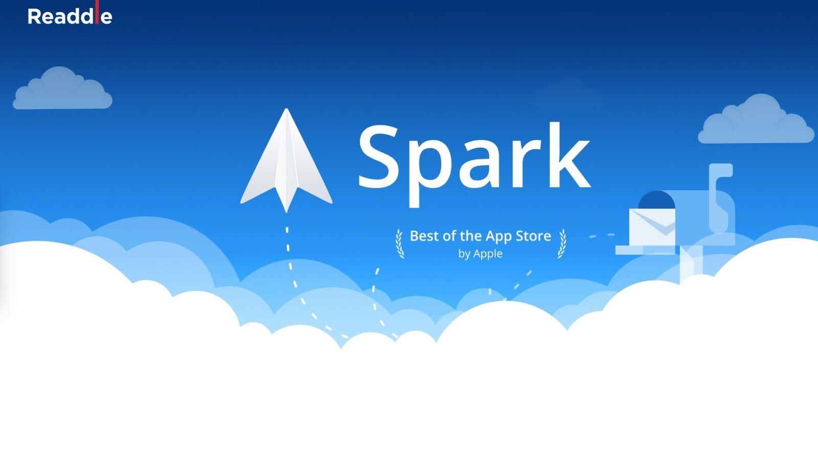 spark cliente de email para android e ios