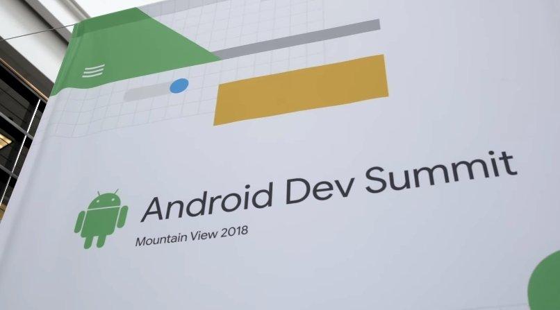 evento da Google android dev summit