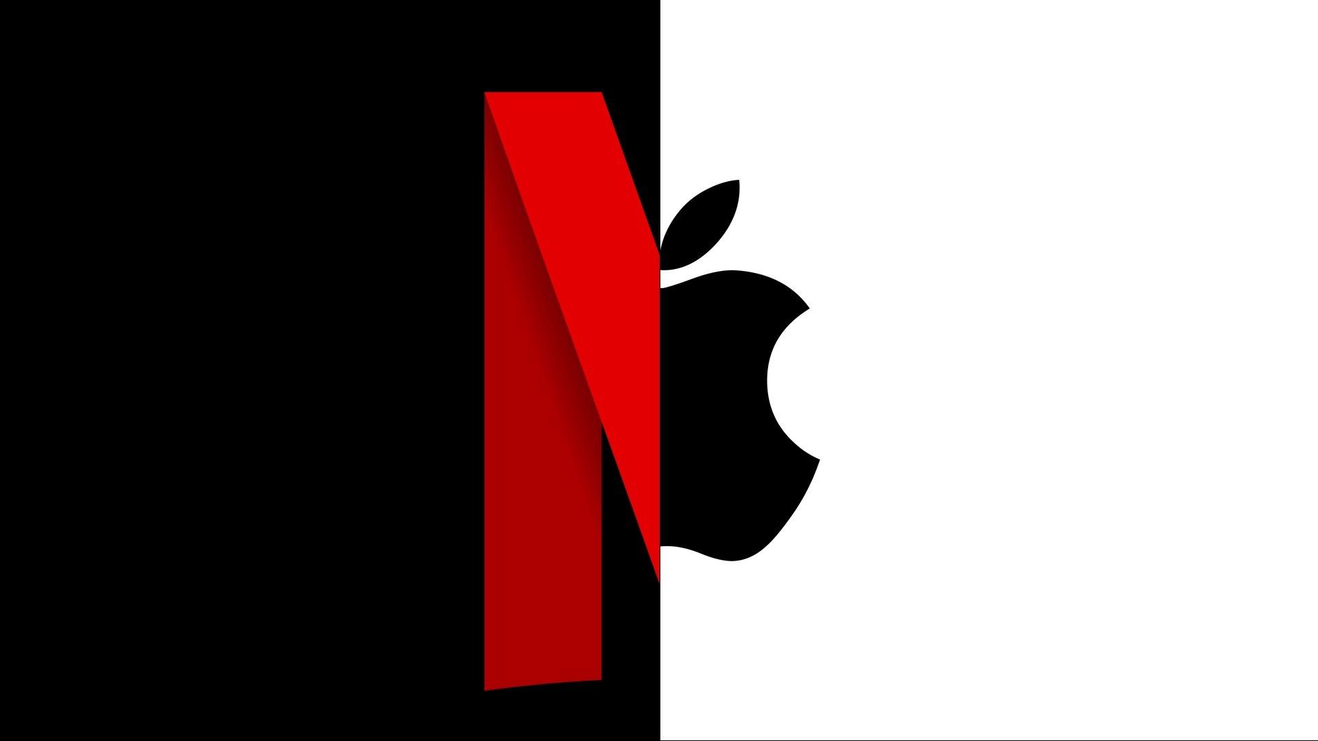 Apple e Netflix divididos
