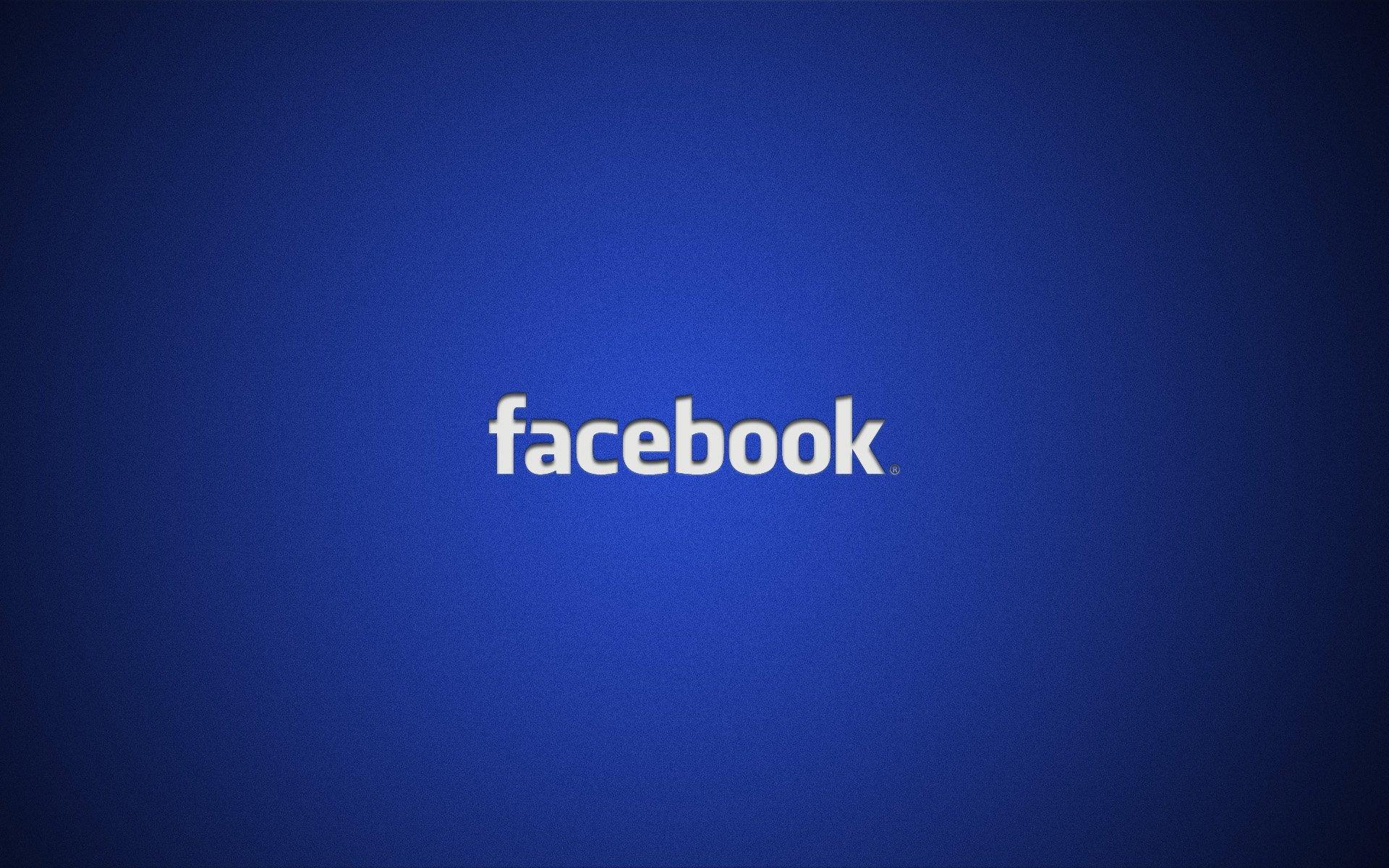 Facebook logo azul