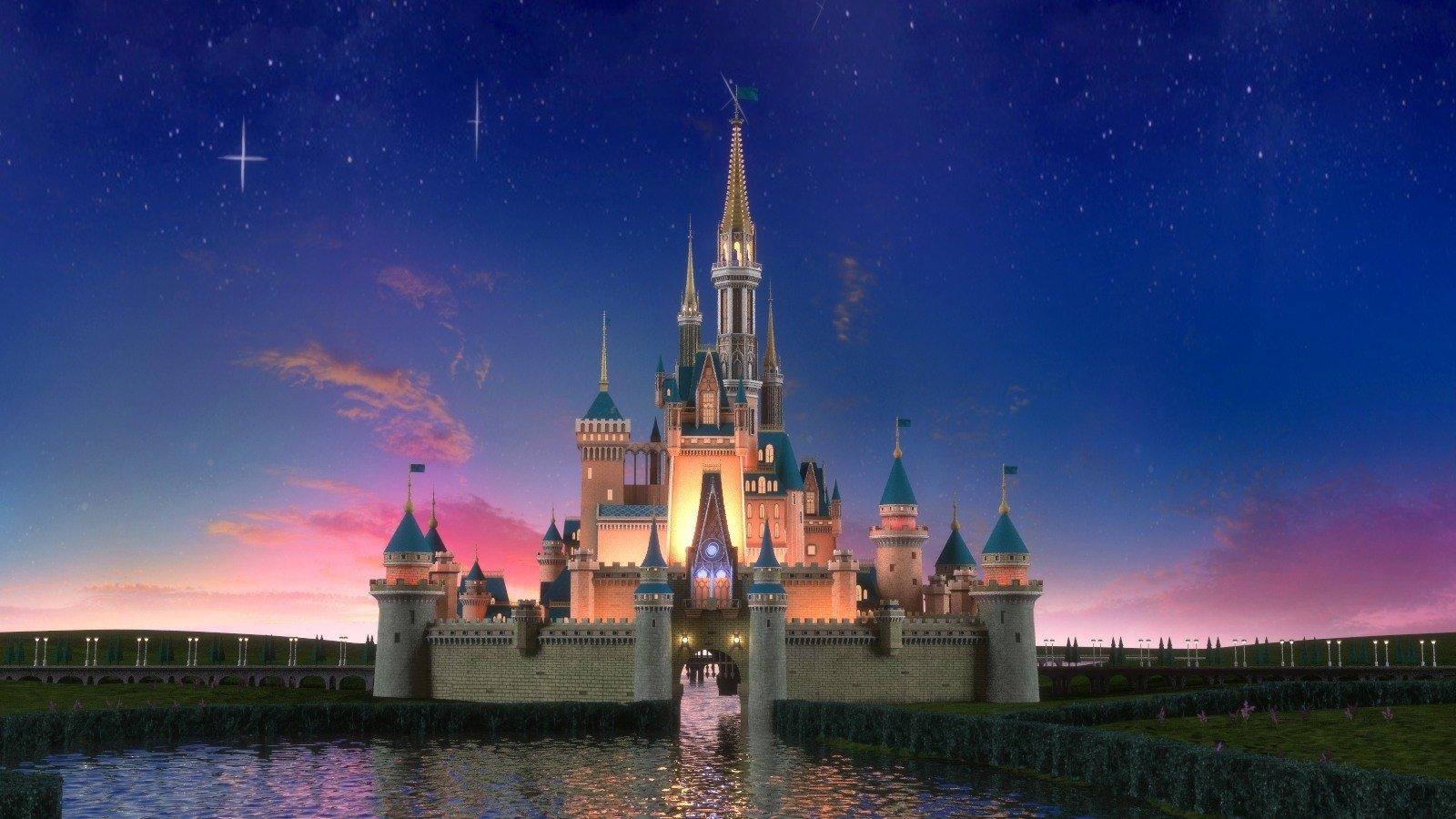 Disney castelo mágico