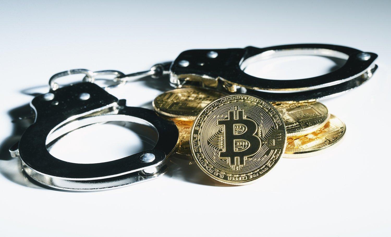 detenção sobre bitcoin