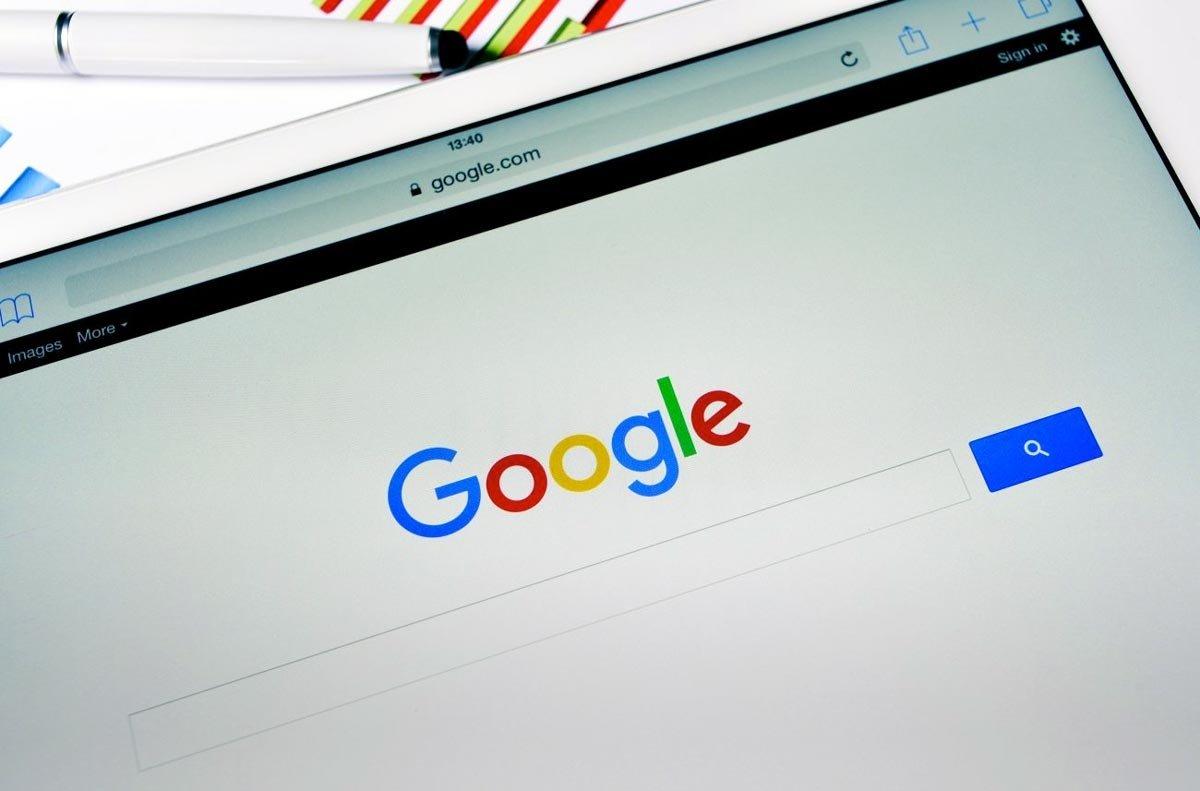 pesquisa da Google