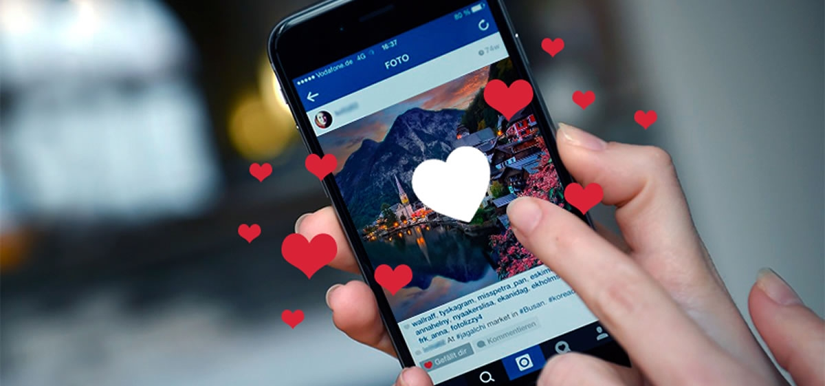 Instagram e timeline da plataforma