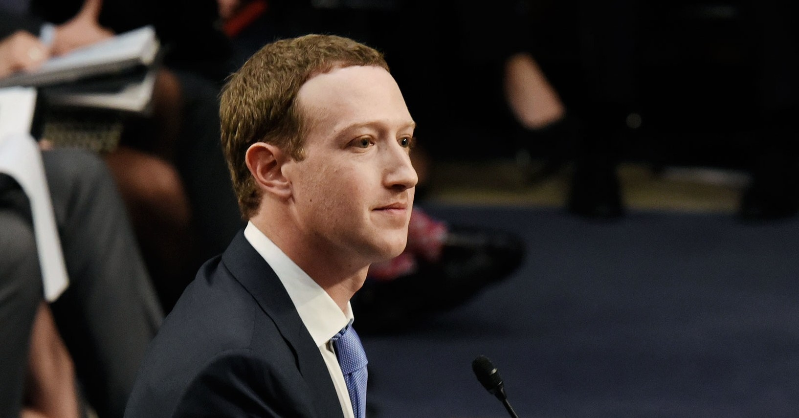Mark Zuckerberg no Facebook