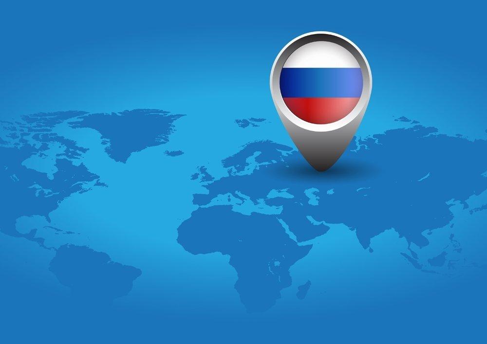 Internet na Rússia