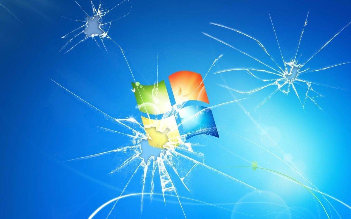 Windows logo bugs fim de suporte seven