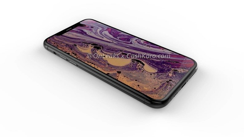 possível design do iPhone 11