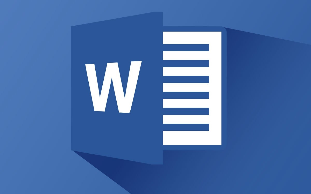 Microsoft office word logo