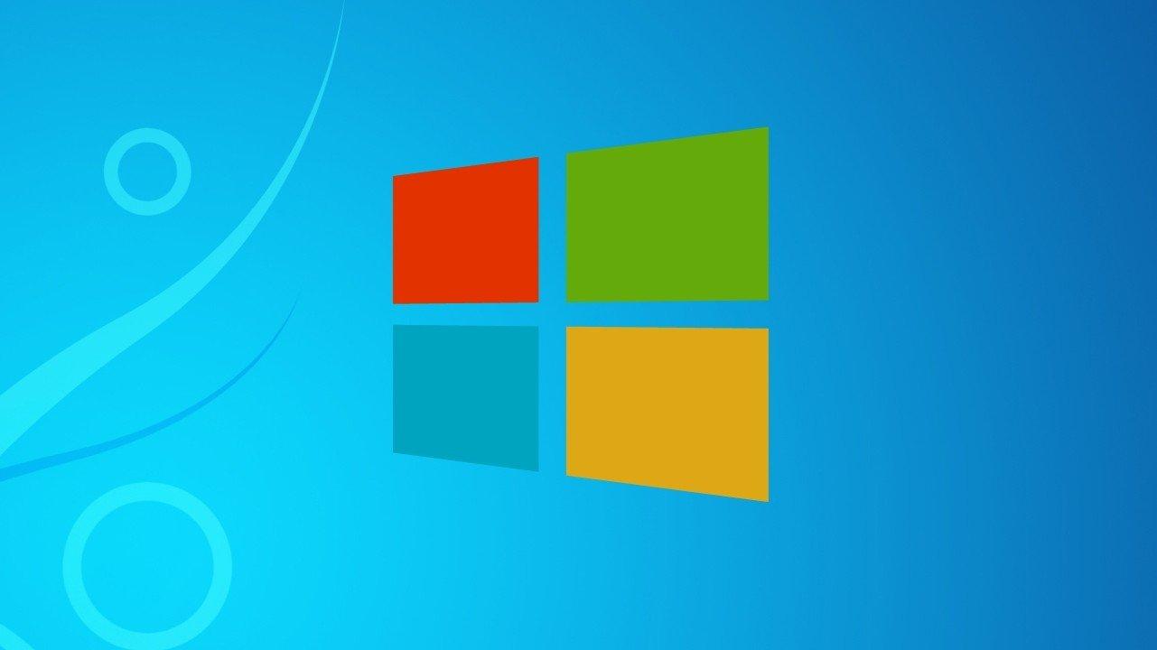 Logo do Windows tradicional
