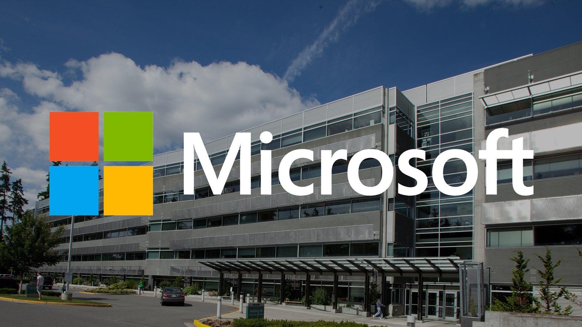 Microsoft sede nos EUA
